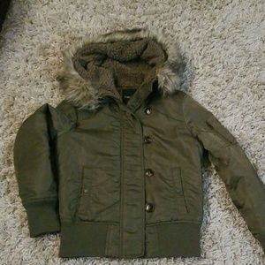 Winter Coat from Maurices